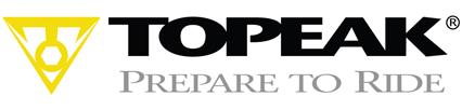 Topeak firma produkująca wysokiej jakości akcesoria rowerowe.