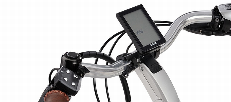 Wyświetlacz LCD Yamaha rower elektryczny Batavus Stream / Razer