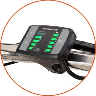 sterownik roweru elektrycznego batavus sparta