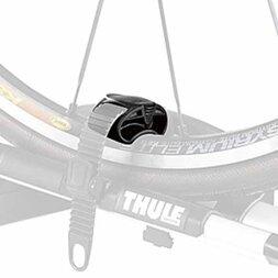 Adapter trzymający obręcz roweru bagażnika Thule