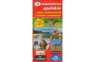 Atlas Rowerowy Województwa Opolskiego