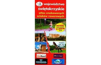 Atlas Rowerowy Województwa Świętokrzyskiego