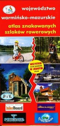 Atlas Rowerowy Województwa warmińsko-mazurskiego