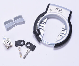 AXA Defender + zamek do baterii Batavus Monaco E-go