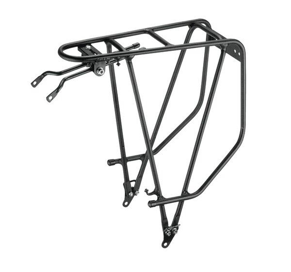 Bagażnik rowerowy XLC RP-R03 28 pod sakwy Crosso