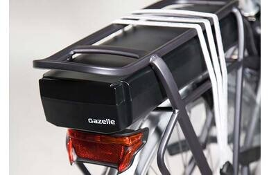 Bateria Panasonic Gazelle - rower elektryczny
