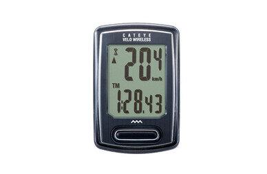 Bezprzewodowy licznik rowerowy CATEYE Velo CC-VT230W