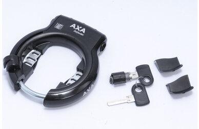 Blokada AXA Defender + zamek do baterii Batavus Fuego/Mambo/Tierra-E-go