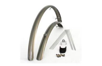 Błotniki rowerowe EuroFender Elegance 28 dymione