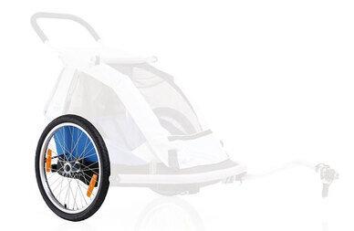 Boczne koło do przyczepki XLC Mono/Duo