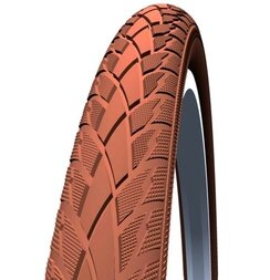 Brązowa opona Schwalbe Road Cruiser Brown 28 x 1.60 (42-622)