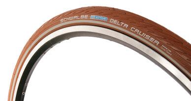Brązowa Schwalbe Delta Cruiser 28 x 1.1/2 (40-635)