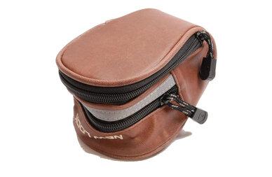 Brązowa torebka pod siodełko Sparta Styler