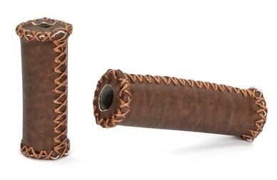 Brązowe chwyty Selle Royal 8129 90/130mm