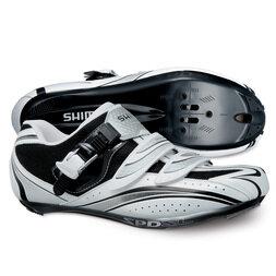 Buty SPD Shimano SH-R087E - na szeroką stopę