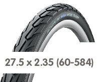 Opony rowerowe 27.5 x 2.35 (60-584)