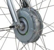 Silniki rowerów elektrycznych