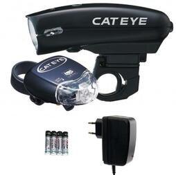 CatEye HL-1600 + TL-LD 250 / ładowarka, AKU Ni-MH