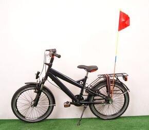 Chorągiewka bezpieczeństwa - rowerek dziecięcy / przyczepka Lief!