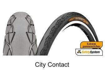 Continental City Contact Reflex 26 x 1,75 (47-559) czarne
