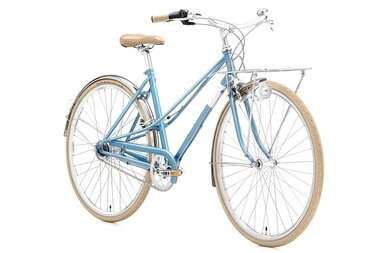 Creme CafeRacer Solo SKY BLUE 3s