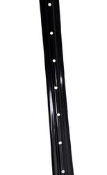Czarna obręcz rowerowa 28 x 1 1/2 (40-635)
