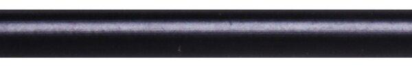 Czarny pancerz do linki przerzutki / biegów w piaście Ø 4 mm