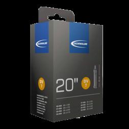Dętka Schwalbe 20 od 1,50 do 2,5 DV7 / AV7 / SV7