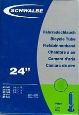 Dętka Schwalbe 24 x 3/4 -1 1/8 NR 9