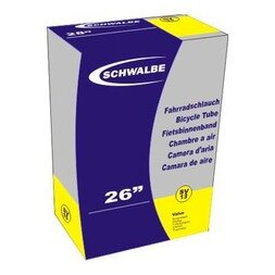 Dętka Schwalbe 26 x 1,5 - 2,5 40/62-559 SV 13/x-long SV 60 mm