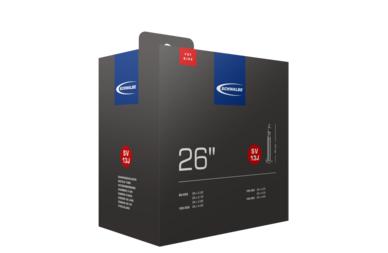Dętka Schwalbe FatBike 26 x 3.50-4.80 SV13J