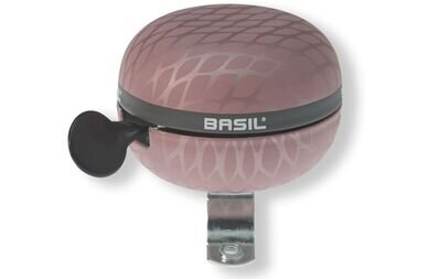 Duży dzwonek DING DONG Basil Noir
