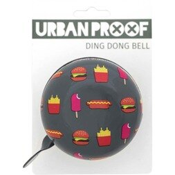 Duży dzwonek DING DONG Urban Proof 80mm