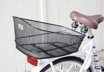 Duży kosz rowerowy New Looxs Stresa