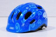 Dziecięcy kask rowerowy Abus Smiley 2.0, Blue Sharky