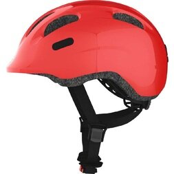 Dziecięcy kask rowerowy Abus Smiley 2.0, czerwony