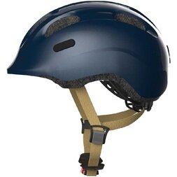Dziecięcy kask rowerowy Abus Smiley 2.0 Royal, granatowy