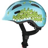 Dziecięcy kask rowerowy Abus Smiley 2.0, turkusowy
