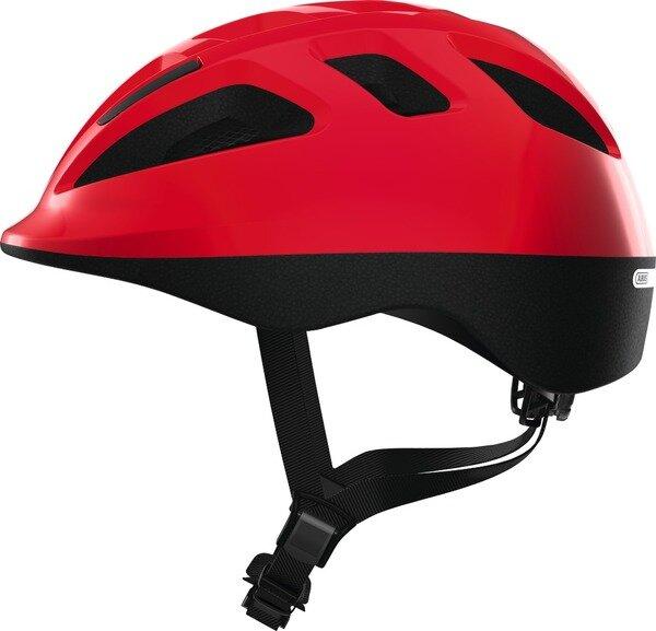 Dziecięcy kask rowerowy Abus Smooty 2.0 Shiny Red