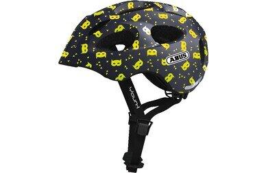 Dziecięcy kask rowerowy Abus Youn-I Ace, Blue Mask