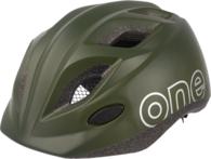 Dziecięcy kask rowerowy Bobike ONE Plus Olive Green