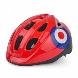 Dziecięcy kask rowerowy Polisport P3 Target