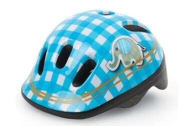 Dziecięcy kask rowery Polisport XXS Słoń