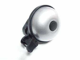 Dzwonek Reich Mini / czarny lub srebrny