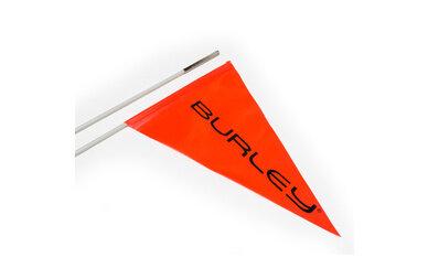 Flaga ostrzegawcza Burley