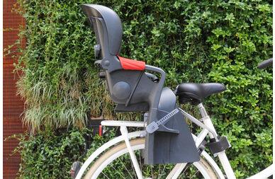 Fotelik rowerowy ROMER Jockey Comfort Nick 2016