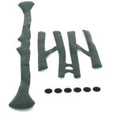 Gąbka do kasków MET (różne modele)