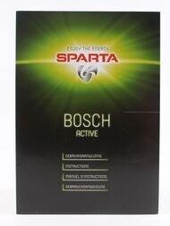 Instrukcja do roweru elektrycznego Bosch Active Sparta 2016