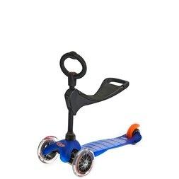Jeździk, hulajnoga Micro Mini Baby Seat 3w1