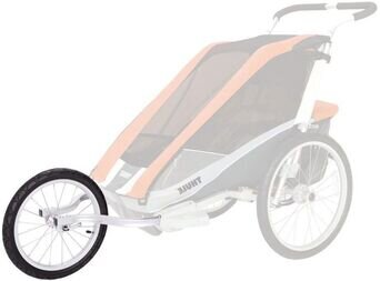 Jogging Kit do przyczepki rowerowej Thule Chariot Cougar 1/ Cheetah 1